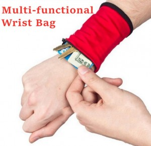 Sports Outdoor Multi-functional Wrist Bag