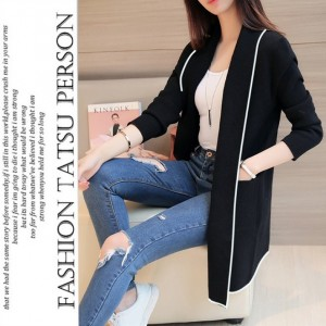 New Autumn Winter Knitted Sweater Cardigan