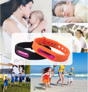 Mosquito Repellent Bracelet Anti-insect Wristband For Kids Adults