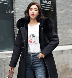 Women Wadded Down Cotton Clothing Jackets