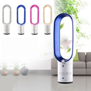 """16"""" Bladeless Fan With Remote Control"""