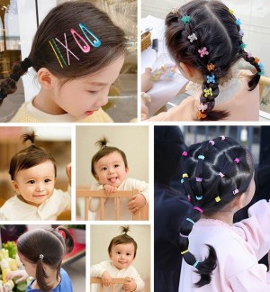 Tie Hair Small Rubber Band Set Girl Hair Accessories