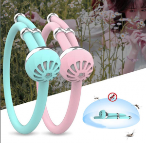 Outdoor 30 Days Mosquito Repeller Bracelet Anti Pest Band