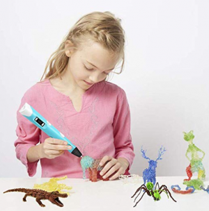 3D Printer Children Drawing Painting LED Pen Art