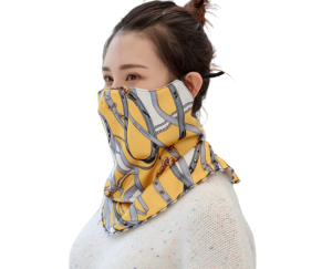 Reusable Face and Neck Cover
