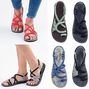 Women Summer Slippers Beach Sandals