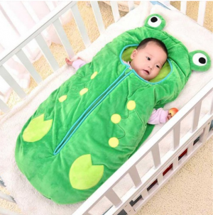 Baby Cartoon Four Seasons Sleeping Bag