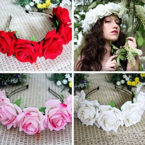 BRIDE FLOWER BRIDESMAID HAIRBAND