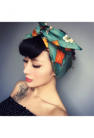 Women Wire Bunny Head Wrap