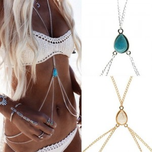 Bikini Beach Women Bohemian Body Chain