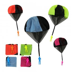 Kids Hand Throwing Parachute Educational Toy