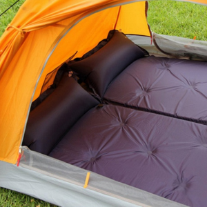 Self Inflatable Portable Air Mattress Pad Sleeping Bed For Outdoor Camping