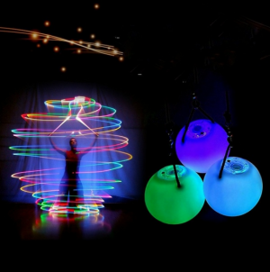 Dance Ball Glow LED Light For Stage Party Performance