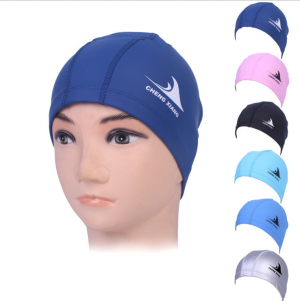 Fashion Silicone Swimming Hat Swim Caps