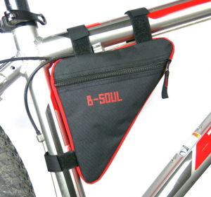 Triangle Cycling Bag Bicycle Pouch
