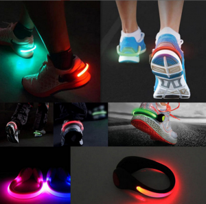 Night Safety Shoe Light LED Warning Lights