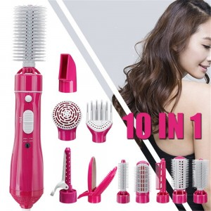 10 In 1 Multi-function Hair Styling Tools