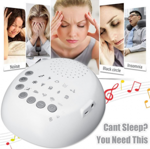 Music Sleep Therapy Machine Spa White Noise