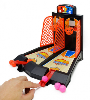 Mini Basketball Table Play Toys Family Home Games