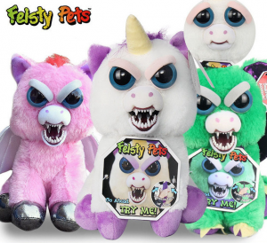 Roaring Face Children Toys Stuffed Christmas Doll Animal Gifts