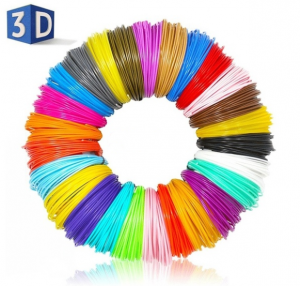 10m PLA/ABS 1.75mm 3D Printer Filament Pen Luminous String