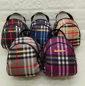 Plaid Women Handbag Crossbody Messenger Bags