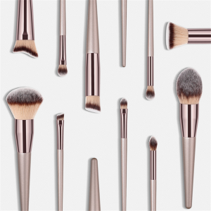10 Pcs/Set Professional Makeup Brushes Cosmetic Kit
