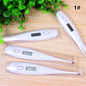 Digital Electric Thermometer Multi Functional Temperature Measure