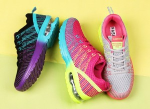Women Sneakers Sports Gym Fitness Running Shoes