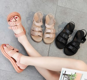 Women Thick-soled Sandals