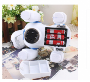 Robot Electronic Walking Patrol Dog