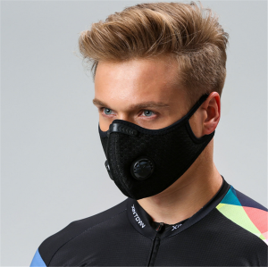 Cycling Outdoor Mask Dustproof Filter Face Mask