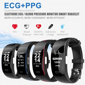 P3 ECG/PPG Smart Watch
