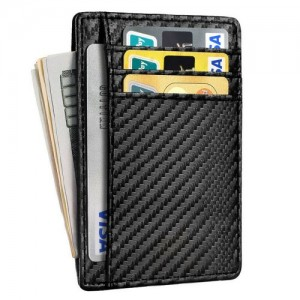 Thin Mens Wallet Card Holder