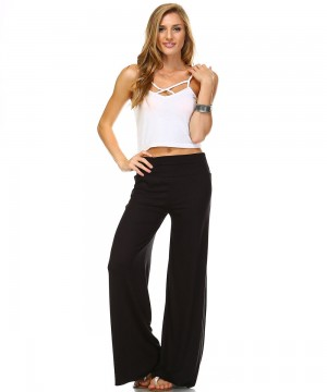Women Pants Wide Leg Trousers Plus Size