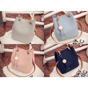 PU Leather Shoulder Bag