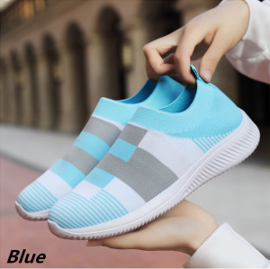 Women Flat Foot Walking Shoes