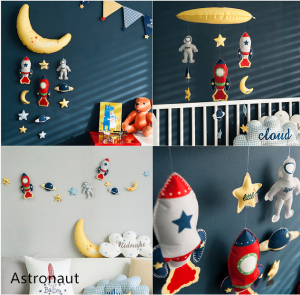 Creative Cloud DIY Decoration