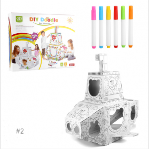 DIY Doodle Pen Three-Dimensional Assembly Painting Toys