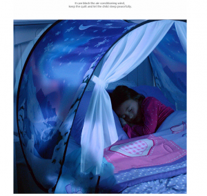 Foldable Magic Play Fairy Bed Tent