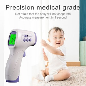 Infrared Forehead Body Thermometer