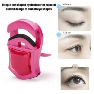 Car shaped Eyelash Curler