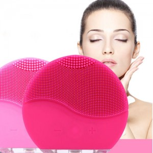 Electric Facial Cleansing Vibration Massager