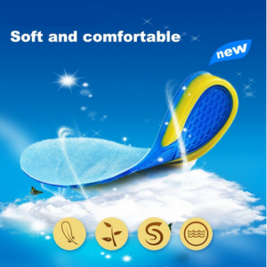 Shock Absorption Sport Insoles