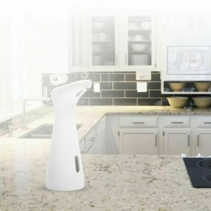 New Automatic Soap Liquid Bathroom Touchless Dispenser