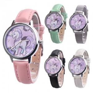 CUTE UNICORN WRIST WATCH