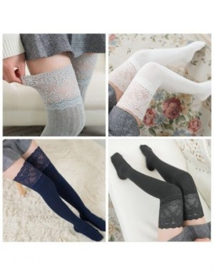 Women Lace Long Stockings